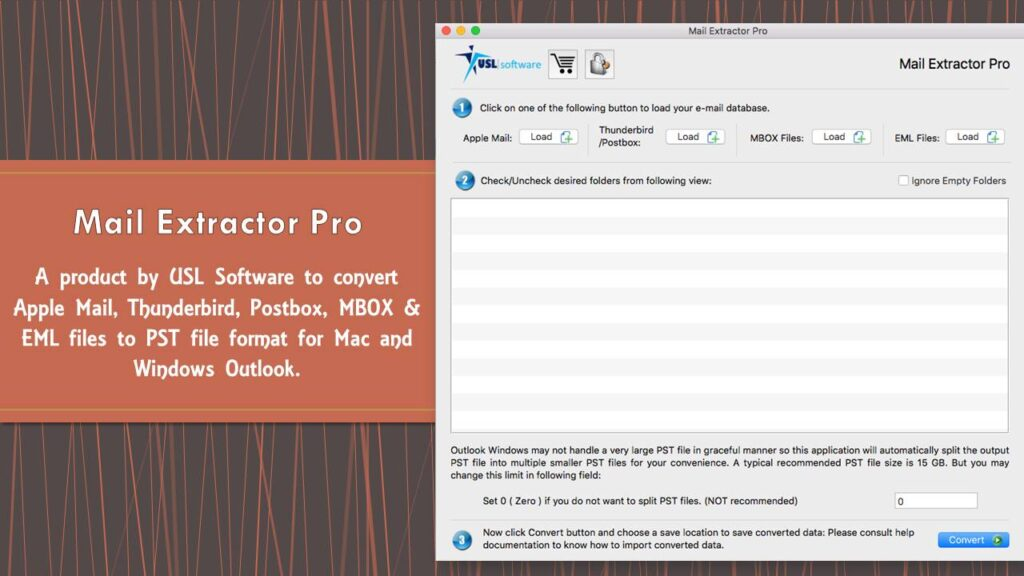 Mail Conversion Software
