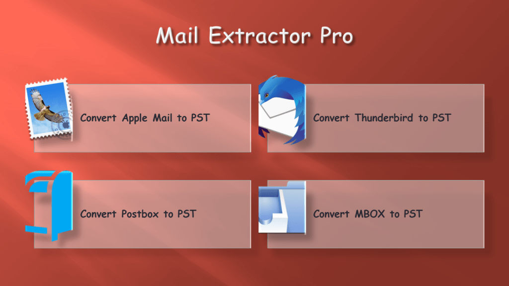 Go for the best MBOX to PST converter for Mac for Microsoft