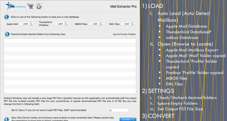 Windows Live Mail to Outlook Conversion tool